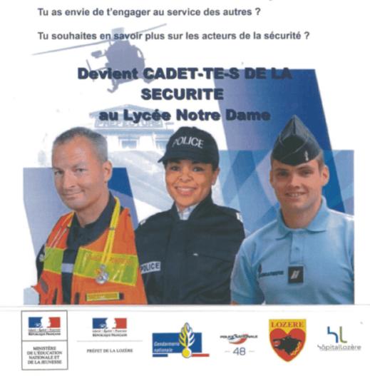Informations sur le lycée Notre Dame à Mende en Lozère