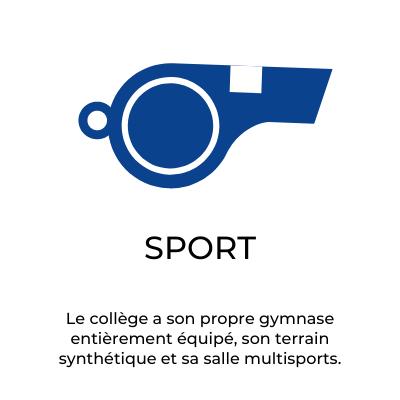 Activités sportives collège saint privat mende