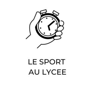 Les sports au lycée Notre Dame Saint Privat mende